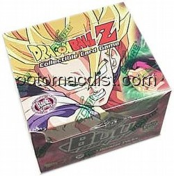 Dragonball Z Collectible Card Game [CCG]: Buu Saga Booster Box [Limited]