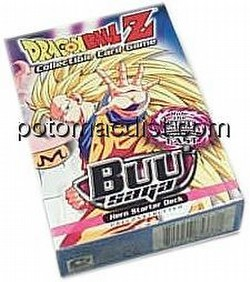 Dragonball Z Collectible Card Game [CCG]: Buu Saga Hero Starter Deck [Limited]