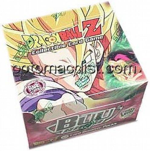 Dragonball Z Collectible Card Game [CCG]: Buu Saga Booster Box [Unlimited]