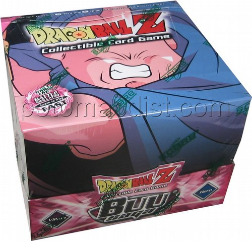 Dragonball Z Collectible Card Game [CCG]: Buu Saga Starter Deck Box [Unlimited]
