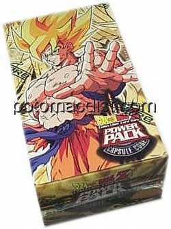 Dragonball Z Collectible Card Game [CCG]: Capsule Corp Power Pack Series 2