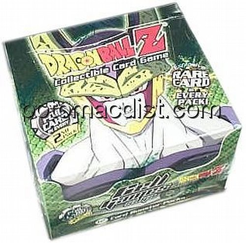 Dragonball Z Collectible Card Game [CCG]: Cell Games Saga Booster Box [Unlimited]