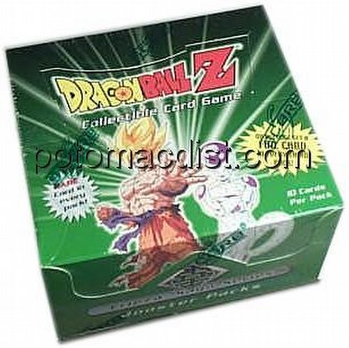 Dragonball Z Collectible Card Game [CCG]: Frieza Saga Booster Box [Unlimited/Retail/36 ct.]