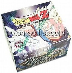Dragonball Z Collectible Card Game [CCG]: Fusion Saga Booster Box [Unlimited]