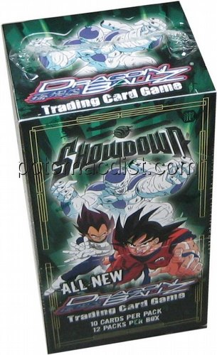 Dragonball Z Trading Card Game [TCG]: Showdown Booster Box