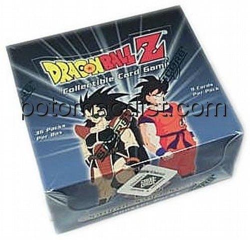 Dragonball Z Collectible Card Game [CCG]: Saiyan Saga Booster Box [Limited]
