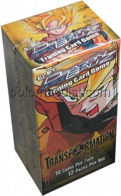 Dragonball Z Trading Card Game [TCG]: Transformation Booster Box