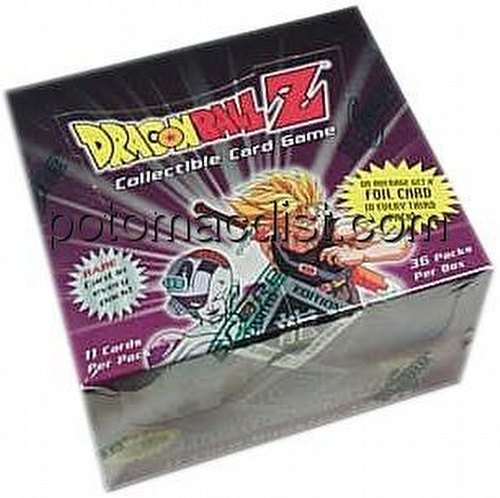 Dragonball Z Collectible Card Game [CCG]: Trunks Saga Booster Box [Limited]