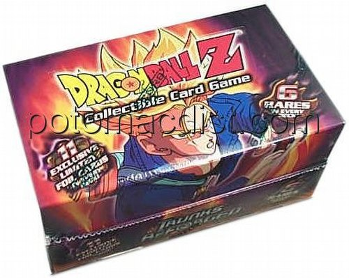 Dragonball Z Collectible Card Game [CCG]: Trunks Saga Reforged Starter Deck Box