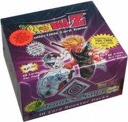 Dragonball Z Collectible Card Game [CCG]: Trunks Saga Booster Box [Unlimited/Retail]