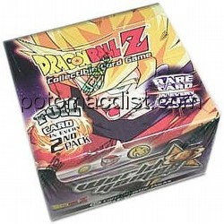 Dragonball Z Collectible Card Game [CCG]: World Games Saga Booster Box [Unlimited]