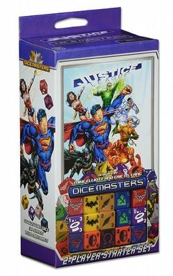DC Dice Masters: Justice League Dice Building Game Starter Set Box