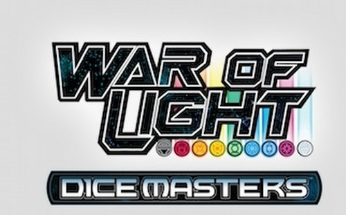DC Dice Masters: War of Light Dice Building Game Collector