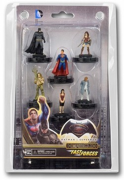 HeroClix: DC Batman Vs. Superman - Dawn of Justice Movie Fast Forces Pack
