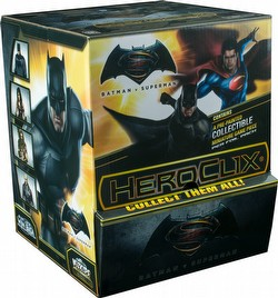HeroClix: DC Batman Vs. Superman - Dawn of Justice Movie Gravity Feed Box