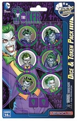 HeroClix: DC The Joker Dice & Token Pack