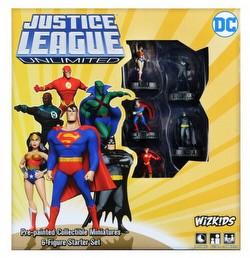 HeroClix: DC Justice League Unlimited Starter Set