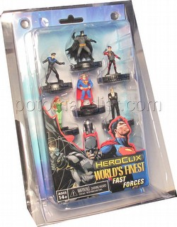 HeroClix: DC Batman/Superman World