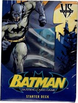 DC VS: Batman 2-Player Starter Deck