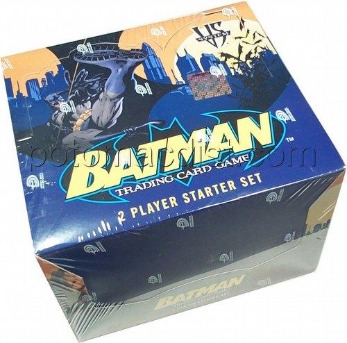 DC VS: Batman 2-Player Starter Deck Box