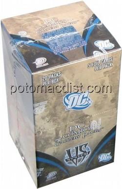 DC VS TCG: Gallery Pack Box