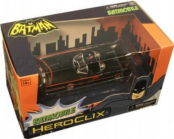 HeroClix: DC Batman Classic TV Series Batmobile Box