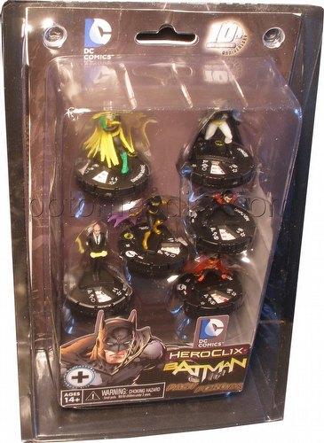 HeroClix: DC Batman Fast Forces Pack