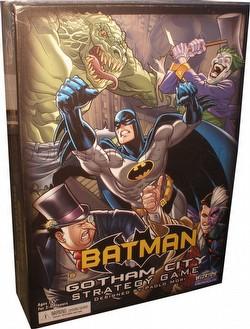 HeroClix: DC Batman Gotham City Strategy Game Box