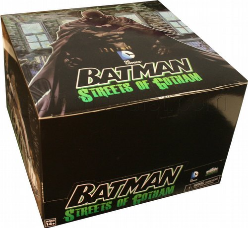 HeroClix: DC Batman Streets of Gotham Counter-Top Display Box