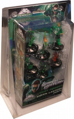 HeroClix: DC Green Lantern Fast Forces 6-Pack