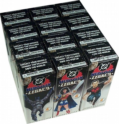 HeroClix: DC Legacy [12 Boosters]