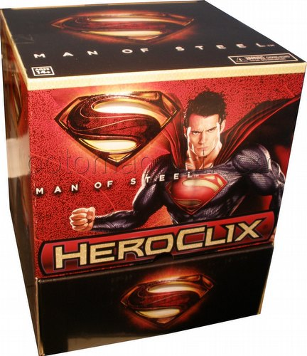 HeroClix: DC Man of Steel Gravity Feed Box