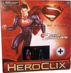 HeroClix: DC Man of Steel Mini-Game Box