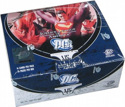 DC VS: Justice League of America Booster Box