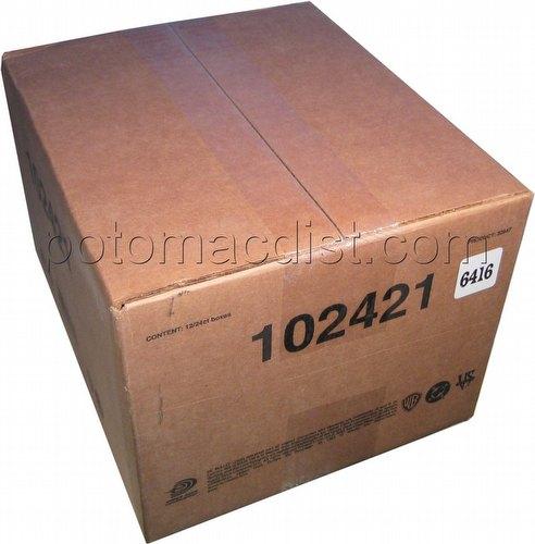 DC VS: Origins Booster Box Case [1st Edition/12 boxes]