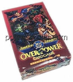 Overpower: DC Justice League Booster Box