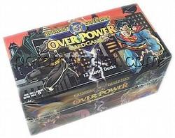 Overpower: DC Starter Deck Box