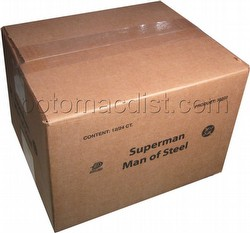 DC VS: Superman Man of Steel Booster Box Case [1st Edition/12 boxes]