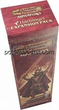 Dungeons & Dragons [D&D] Miniatures: Harbinger Booster Pack