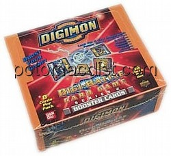 Digimon Digi-Battle Card Game: Series 2 Booster Box