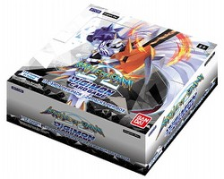 Digimon Card Game: Battle of Omni Booster Box