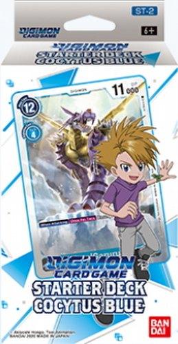 Digimon Card Game: Cocytus Blue Starter Deck