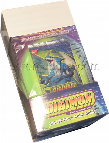 Digimon Collectible Card Game [CCG]: Eternal Courage Booster box [Blister]