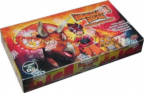 Dinosaur King TCG: Base Set Booster Box
