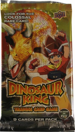 Dinosaur King TCG: Base Set Booster Pack