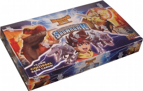 Dinosaur King TCG: Dinotector Showdown (Series 5) Booster Box
