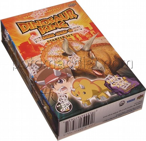 Dinosaur King TCG: Base Set Starter Deck