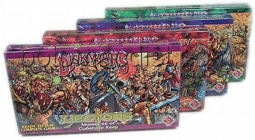 Diskwars: Legions [Set of 4]