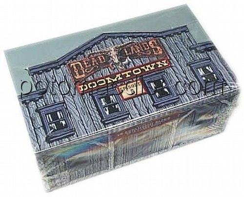 Doomtown: Series 5 Booster Box