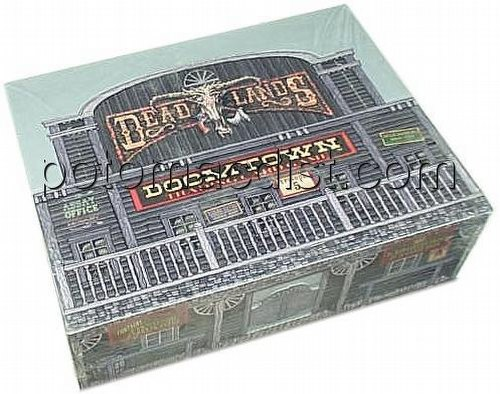 Doomtown: Series 5 Combo Box